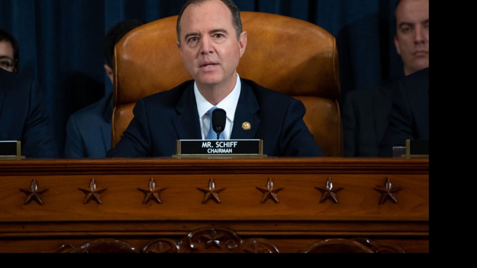Oral Arguments Begin For Trump's Impeachment Trial
