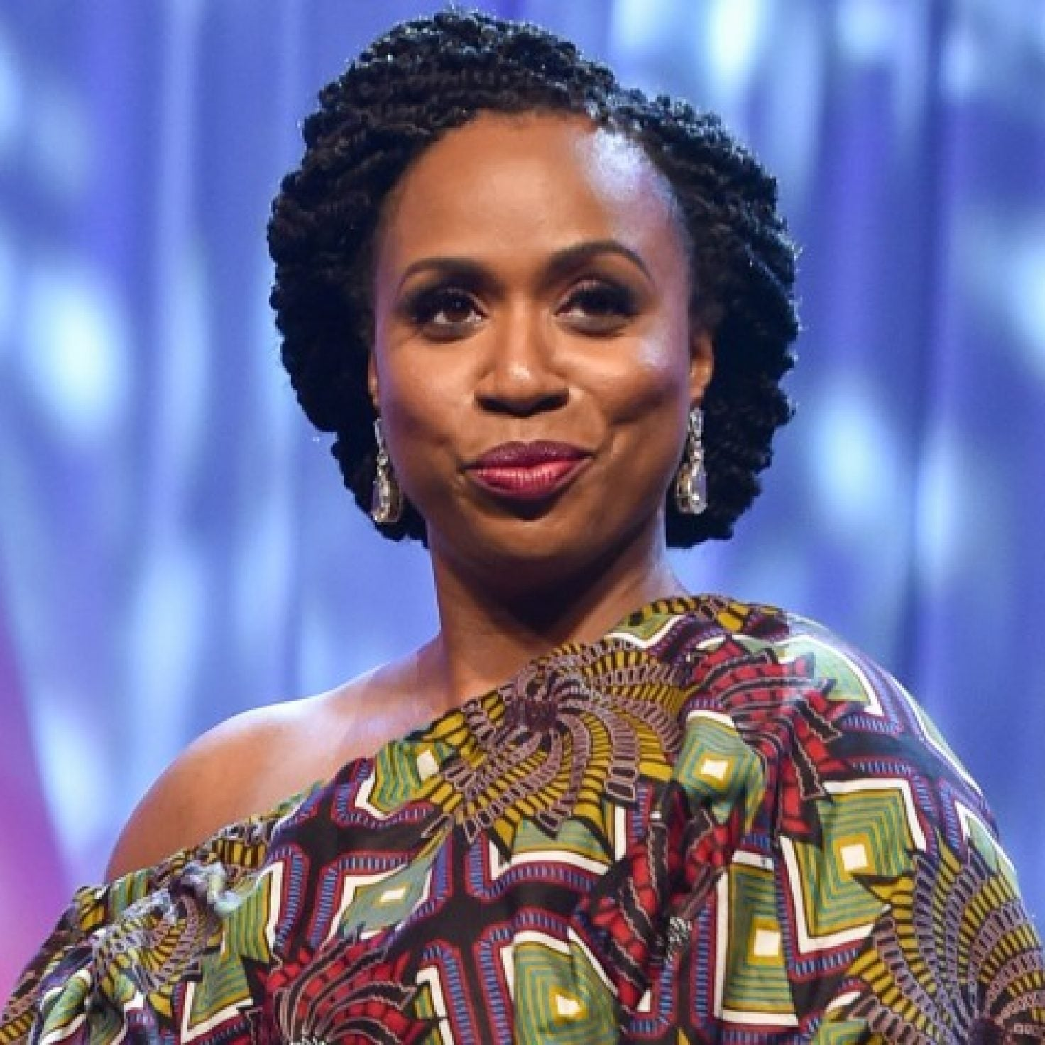 Ayanna Pressley Addresses The House In A Beautiful Bald Head For The First Time