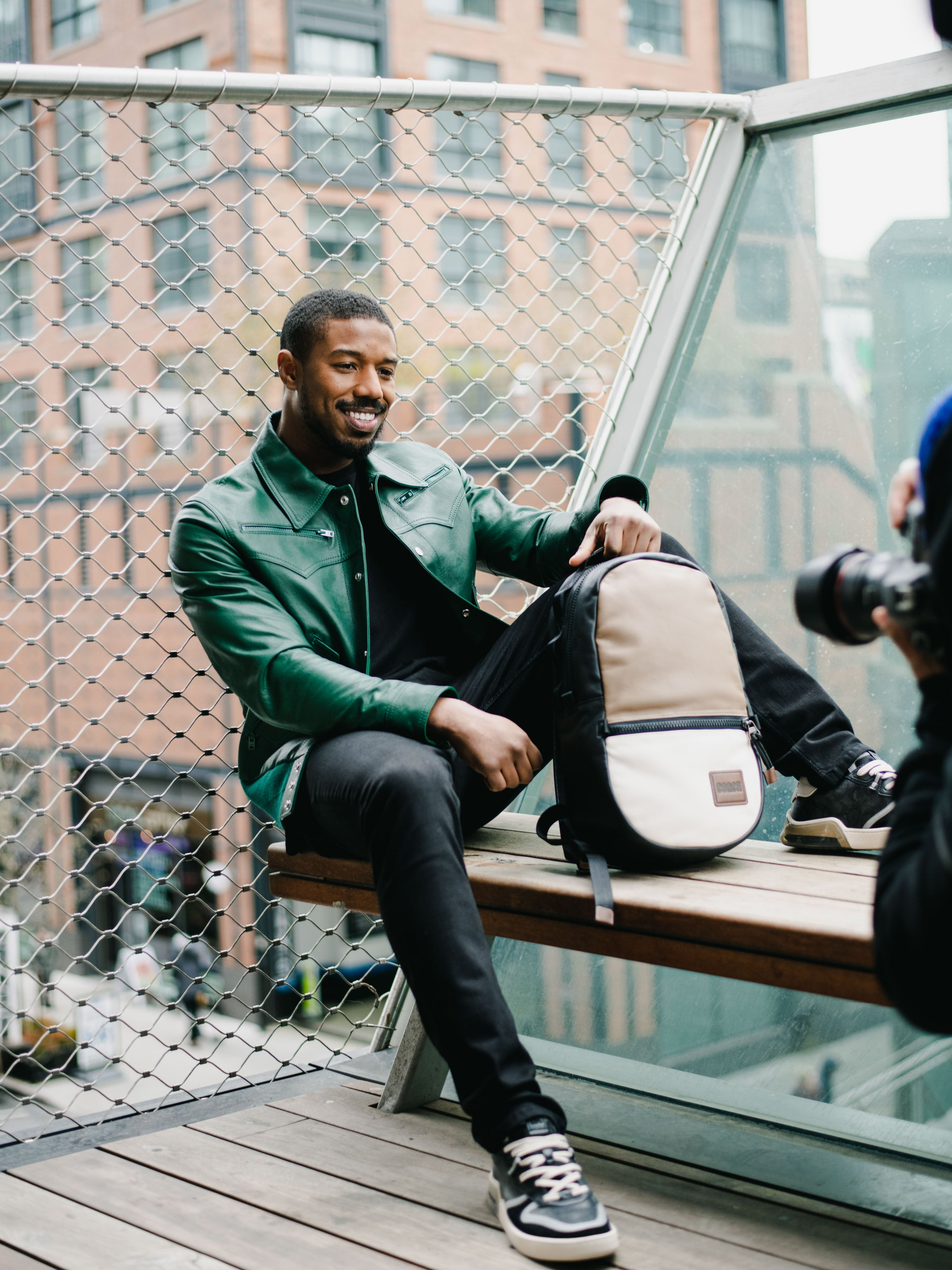 Trainer Launches Spring Marketing campaign With Michael B. Jordan