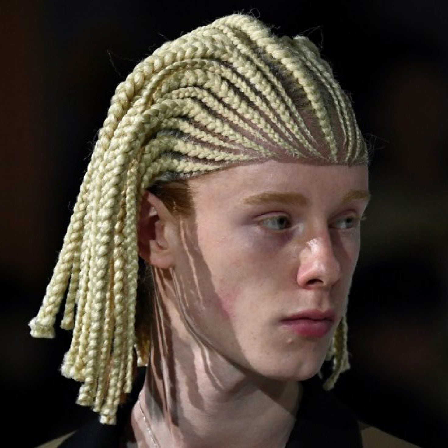 The Wigs At Comme des Garçons Weren't Appropriation, But They're Still Problematic