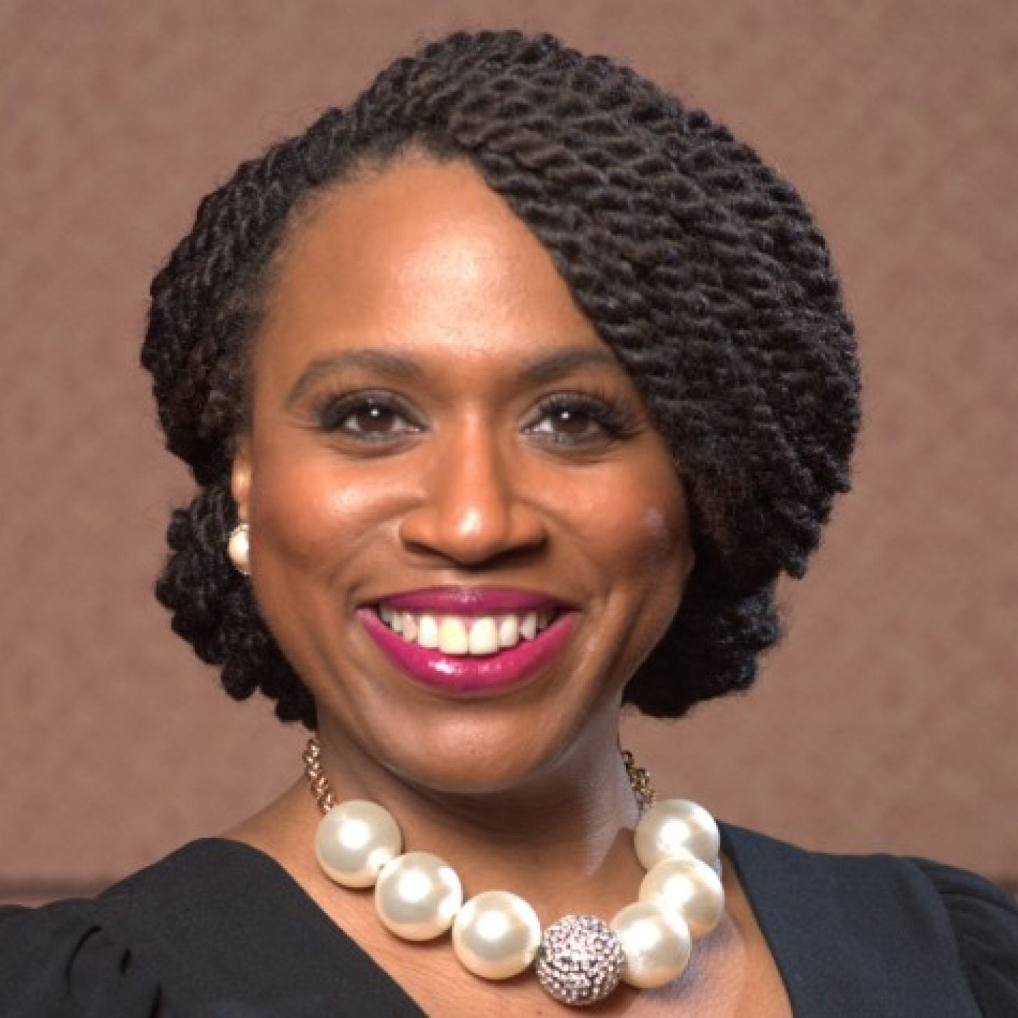 Ayanna Pressley, Democratic Representative, Says She Has Alopecia and Reveals Beautiful Bald Head