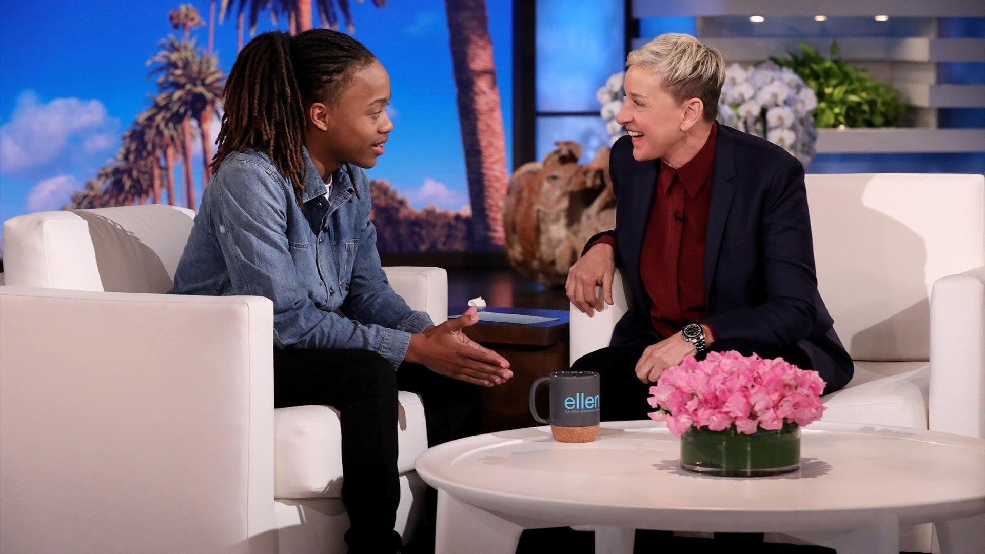 Ellen Pleads For DeAndre Arnold, Grants Teen $20K Scholarship