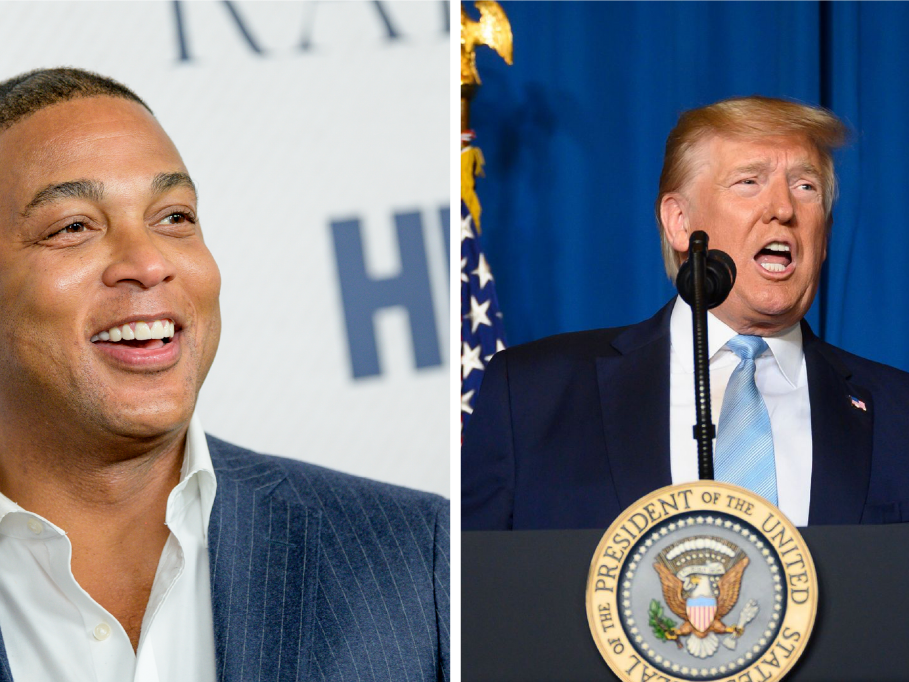 Trump Attacks Don Lemon For What A White Republican Said On His Show