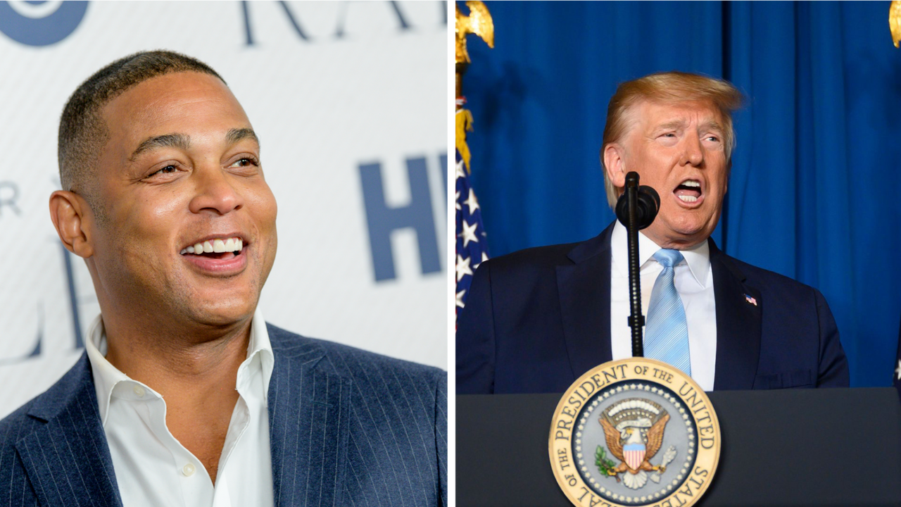 Don Lemon clarifies remarks after President Trump called him the 'dumbest man on television'