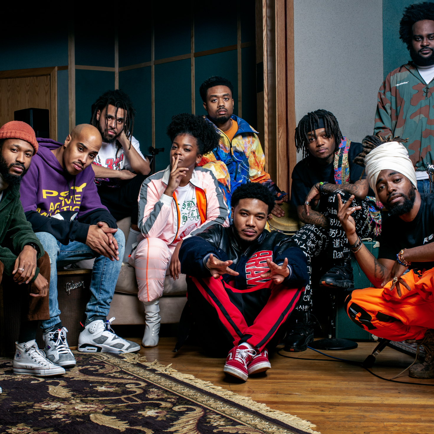 J. Cole's Dreamville Drops Deluxe 'Revenge Of The Dreamers III' With New Songs From Ari Lennox And EARTHGANG