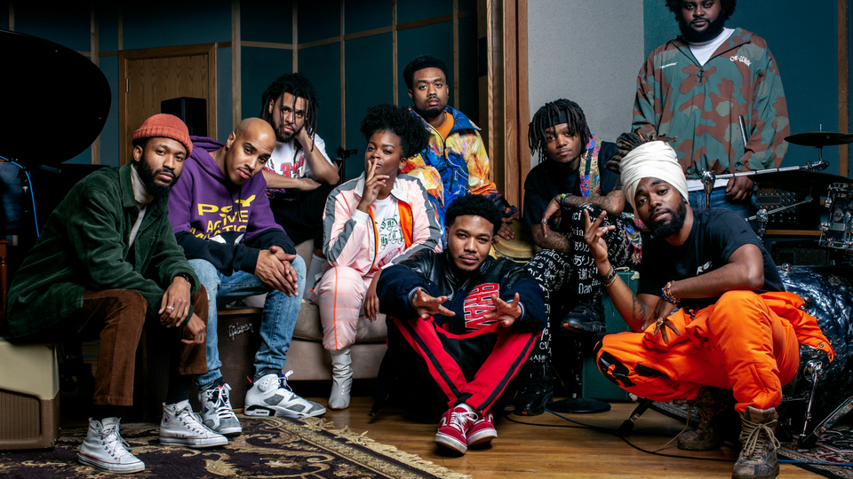 J. Cole's Dreamville Releses Deluxe 'Revenge Of The Dreamers III'