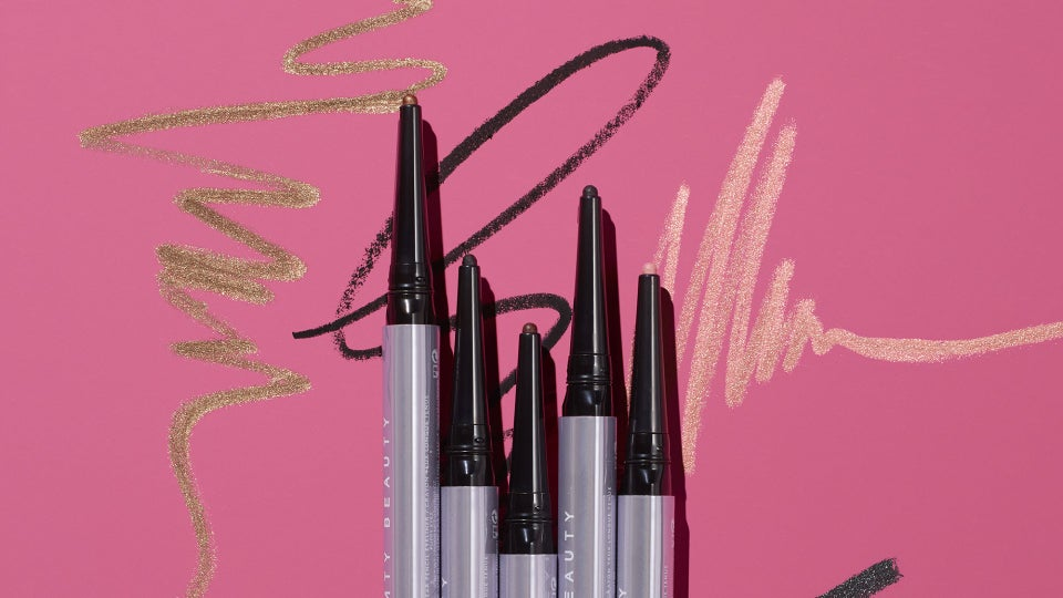 'Euphoria' Enthusiasts, Rejoice! Fenty Beauty Is Releasing 20 New Eyeliners