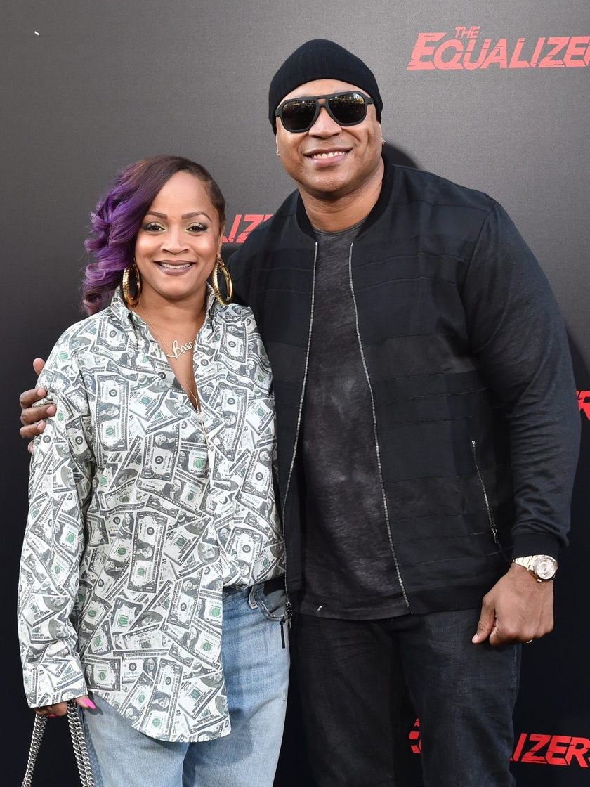 25 Sweet Photos Of LL Cool J and His Wife Simone Looking Madly In Love Through the Years