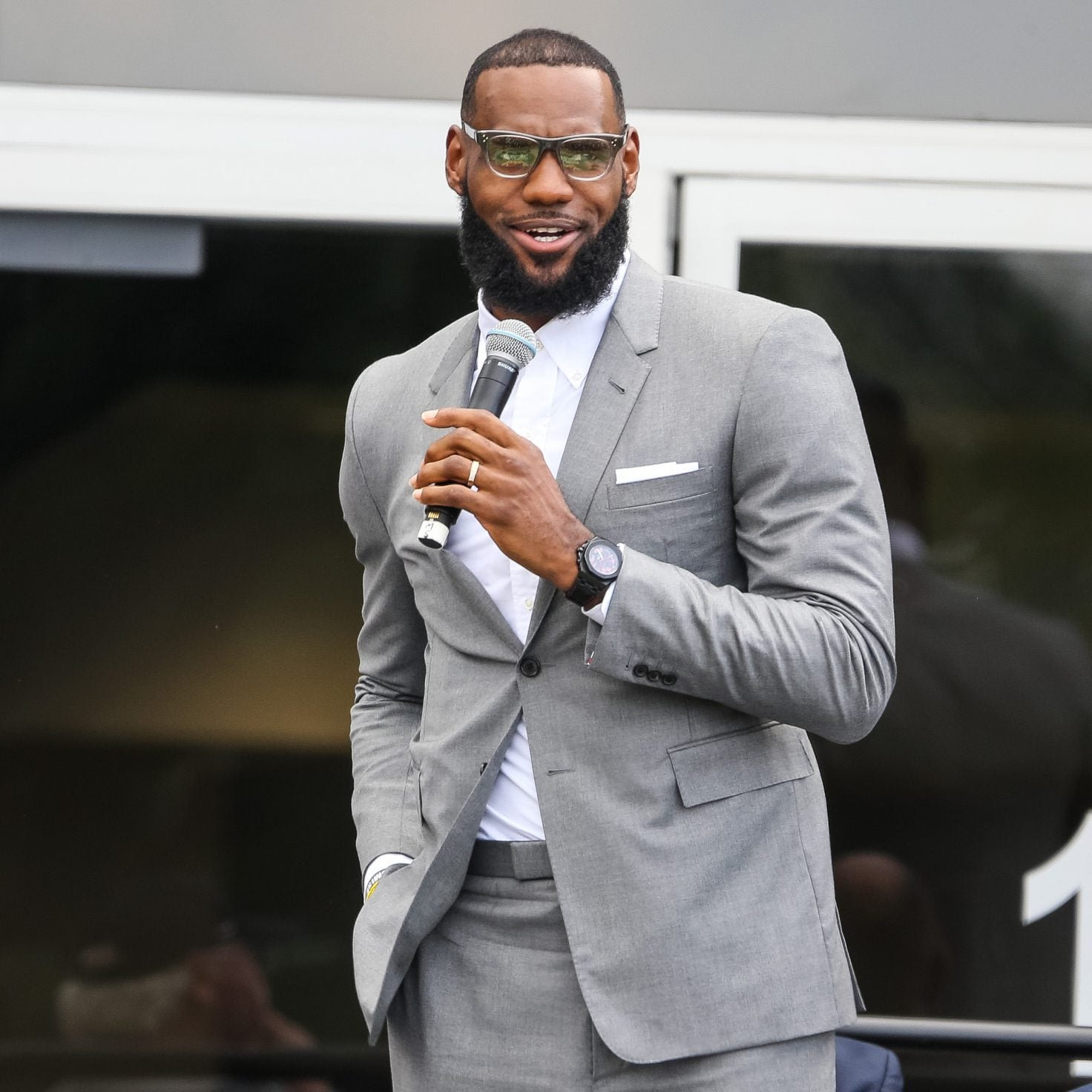 LeBron James Premieres 'I Promise' Docuseries About Life-Changing School