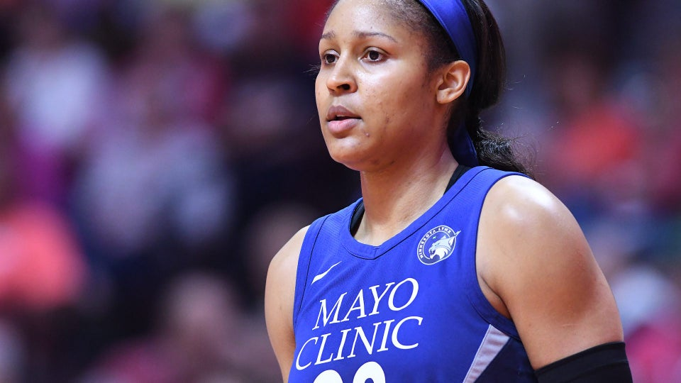 WNBA Star Maya Moore Sitting Out 2020 Olympics To Advocate For Missouri Man Incarcerated As Teen