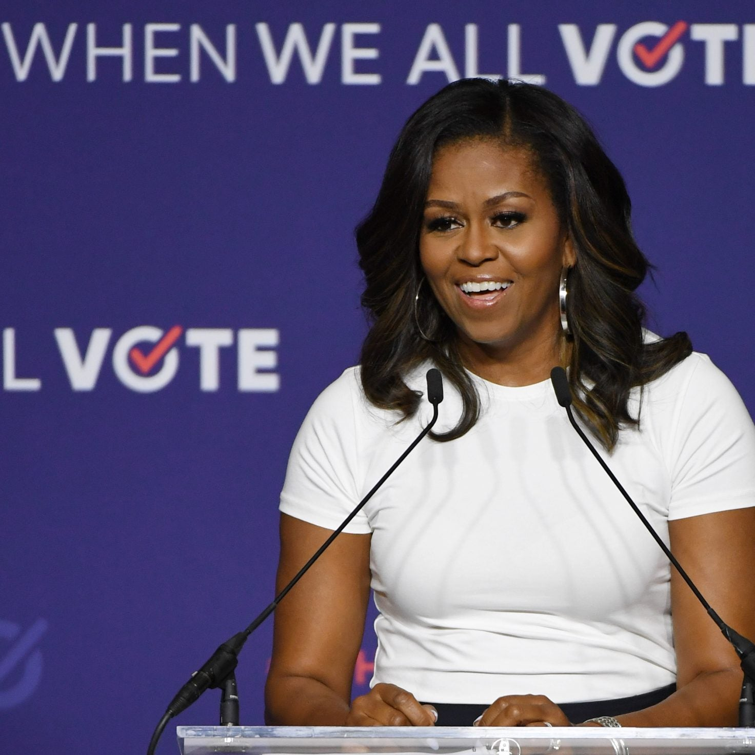 Michelle Obama-Backed Voting Organization Gives High Schools A Chance To Win Money For Prom