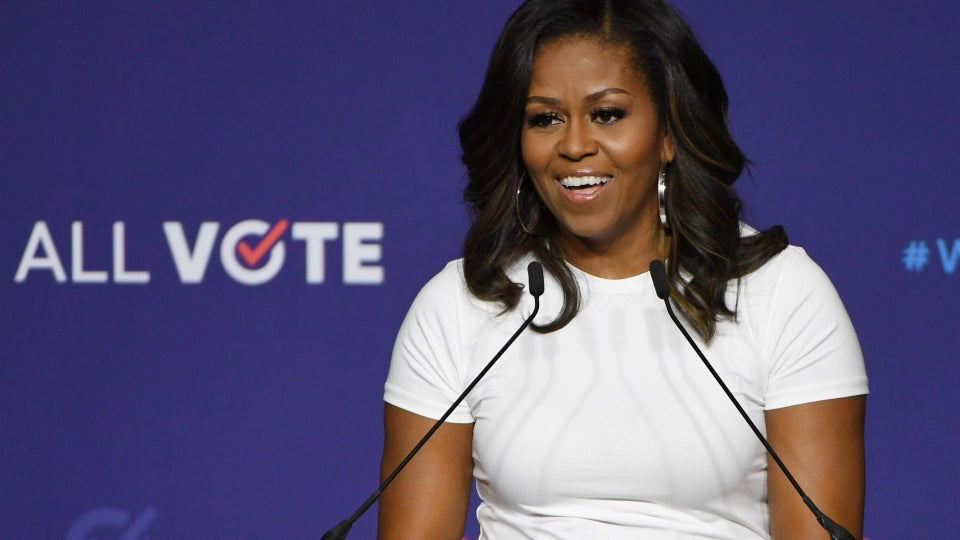 Michelle Obama And Common Encourage Black Voter Registration