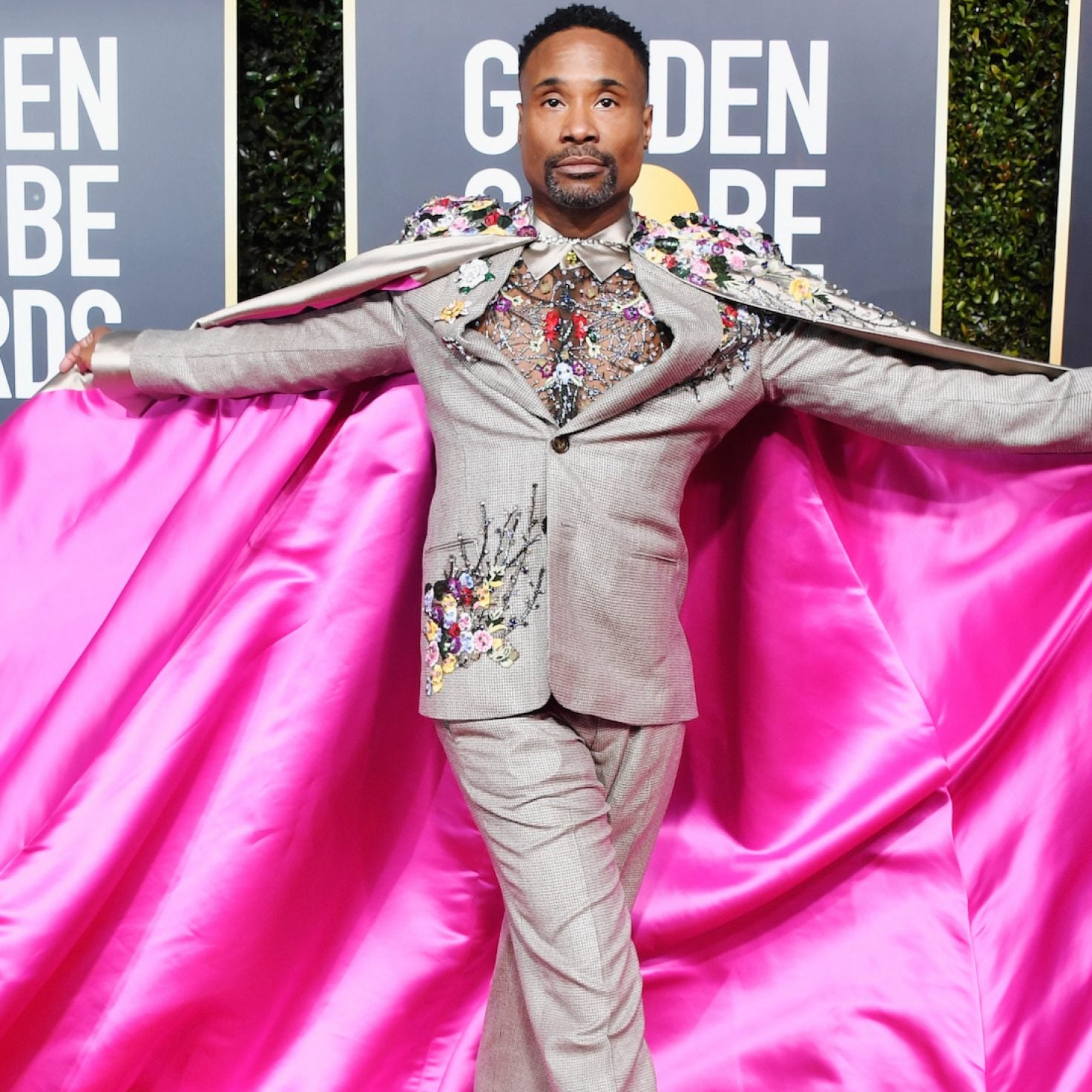 Billy Porter Responds To Critics Who Say More Trans Actors Should Be Nominated From 'Pose': 'Patience, Babies!'