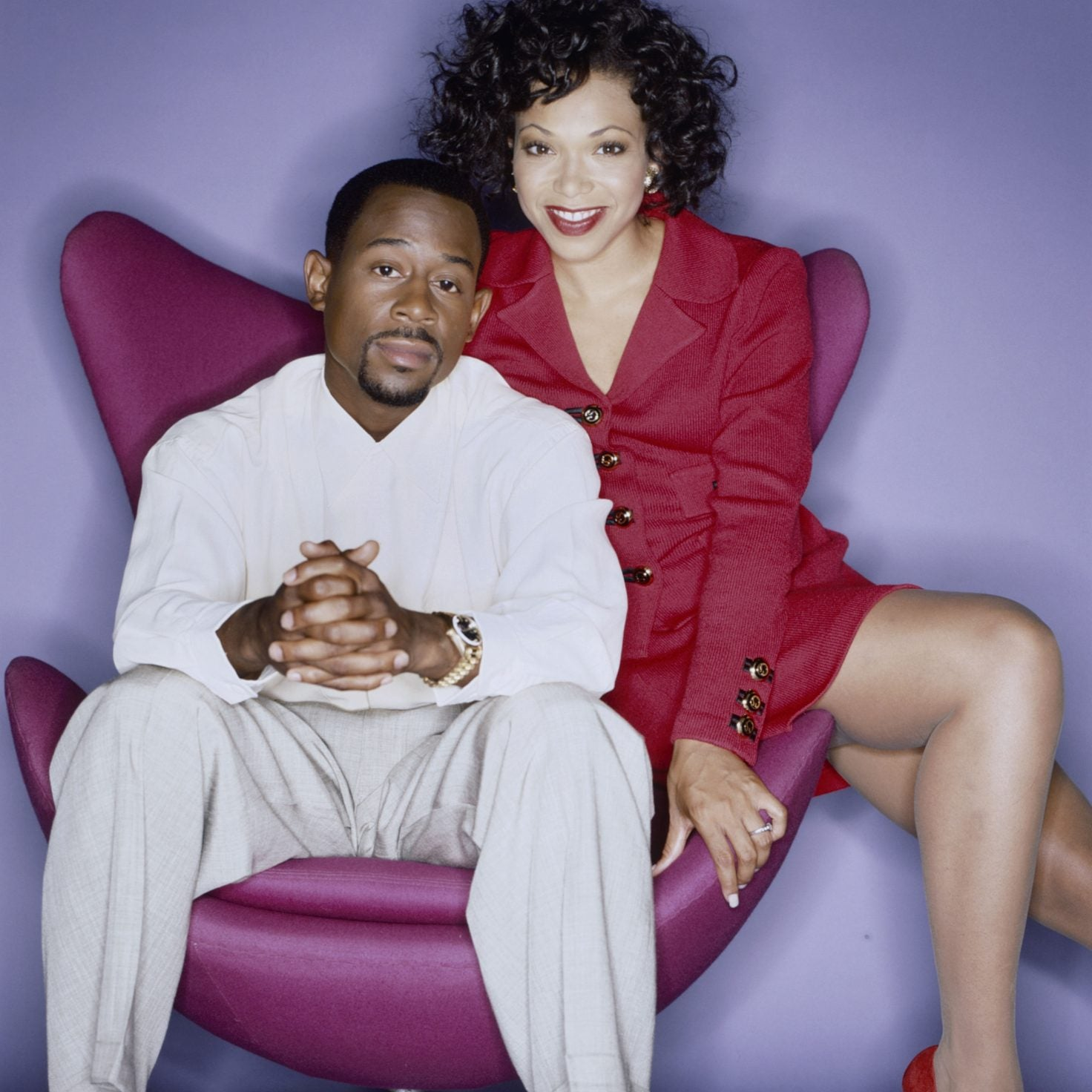 Tisha Campbell Was 'Shocked' By Martin Lawrence's Recent Comments About Her Sexual Harassment Lawsuit