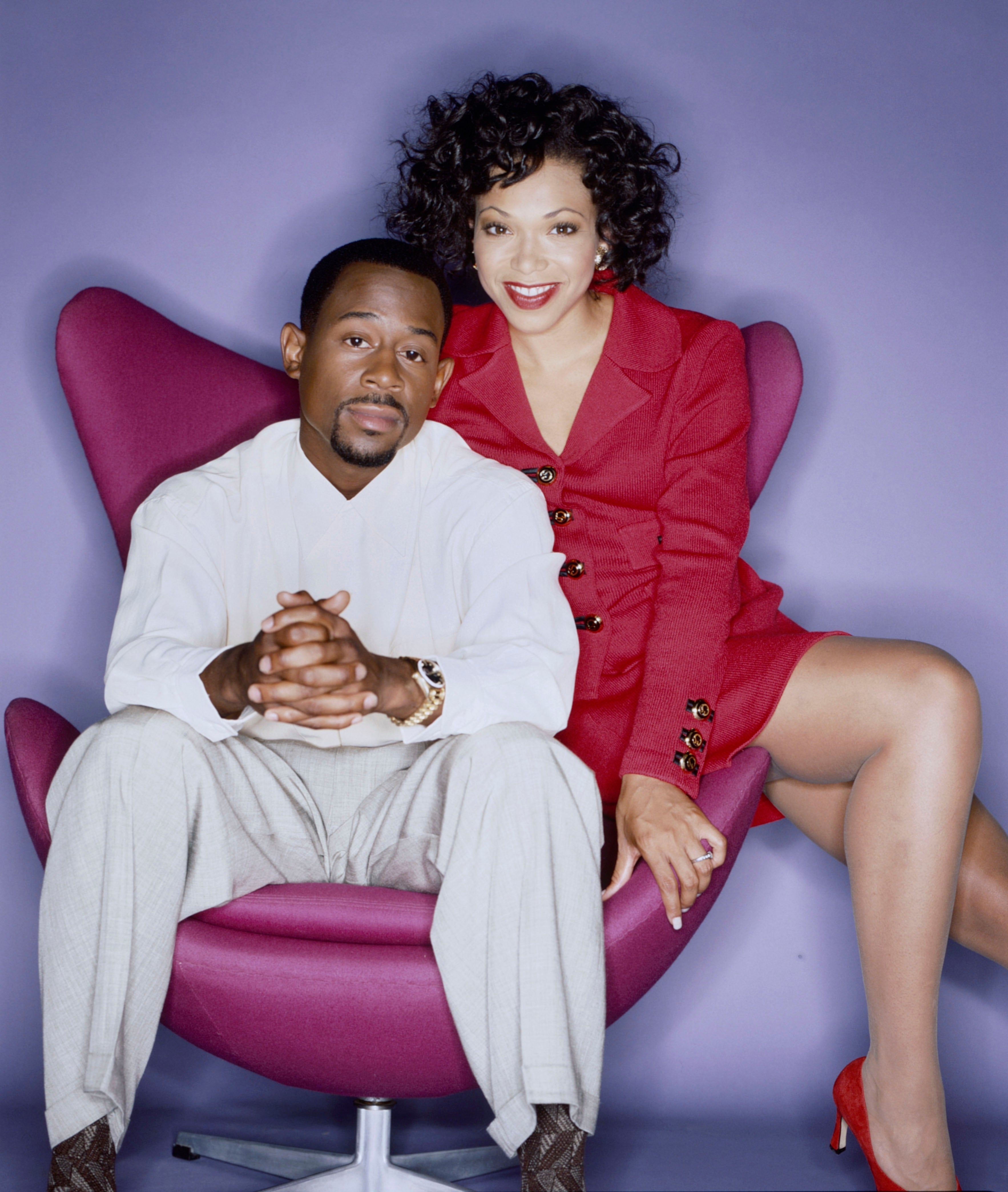 Tisha Campbell House Party Bedroom