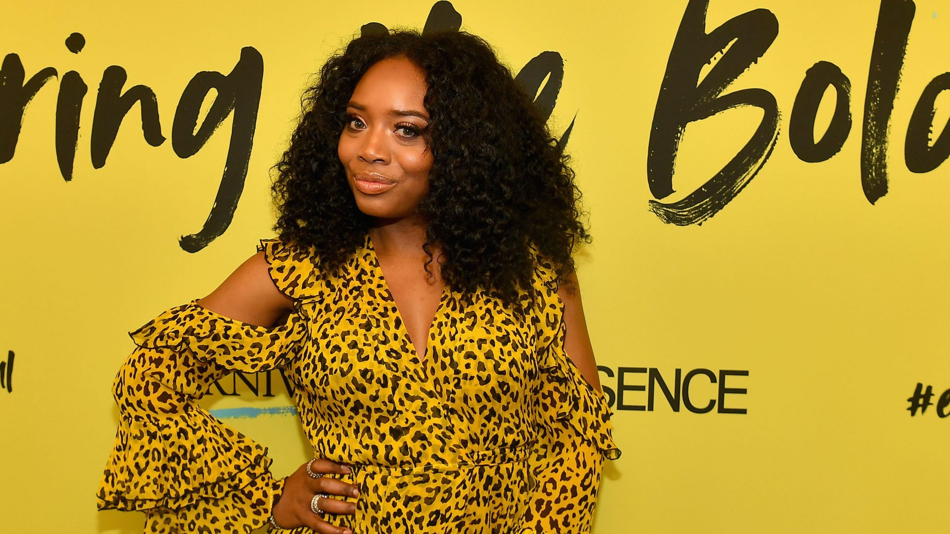 Yandy Smith Is Twinning With Her Son Omere In This Adorable Photo