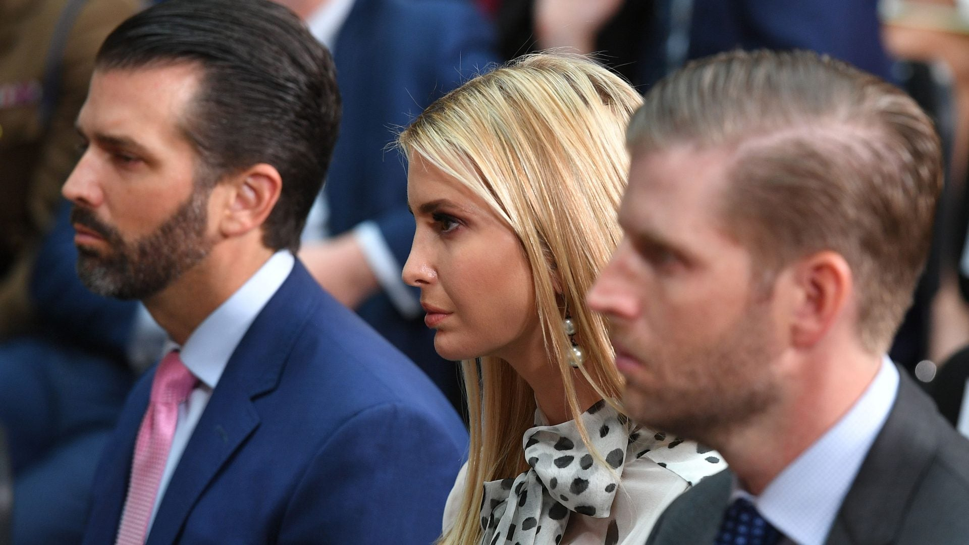 If Donald Trump Is Reelected, His Children Will Follow