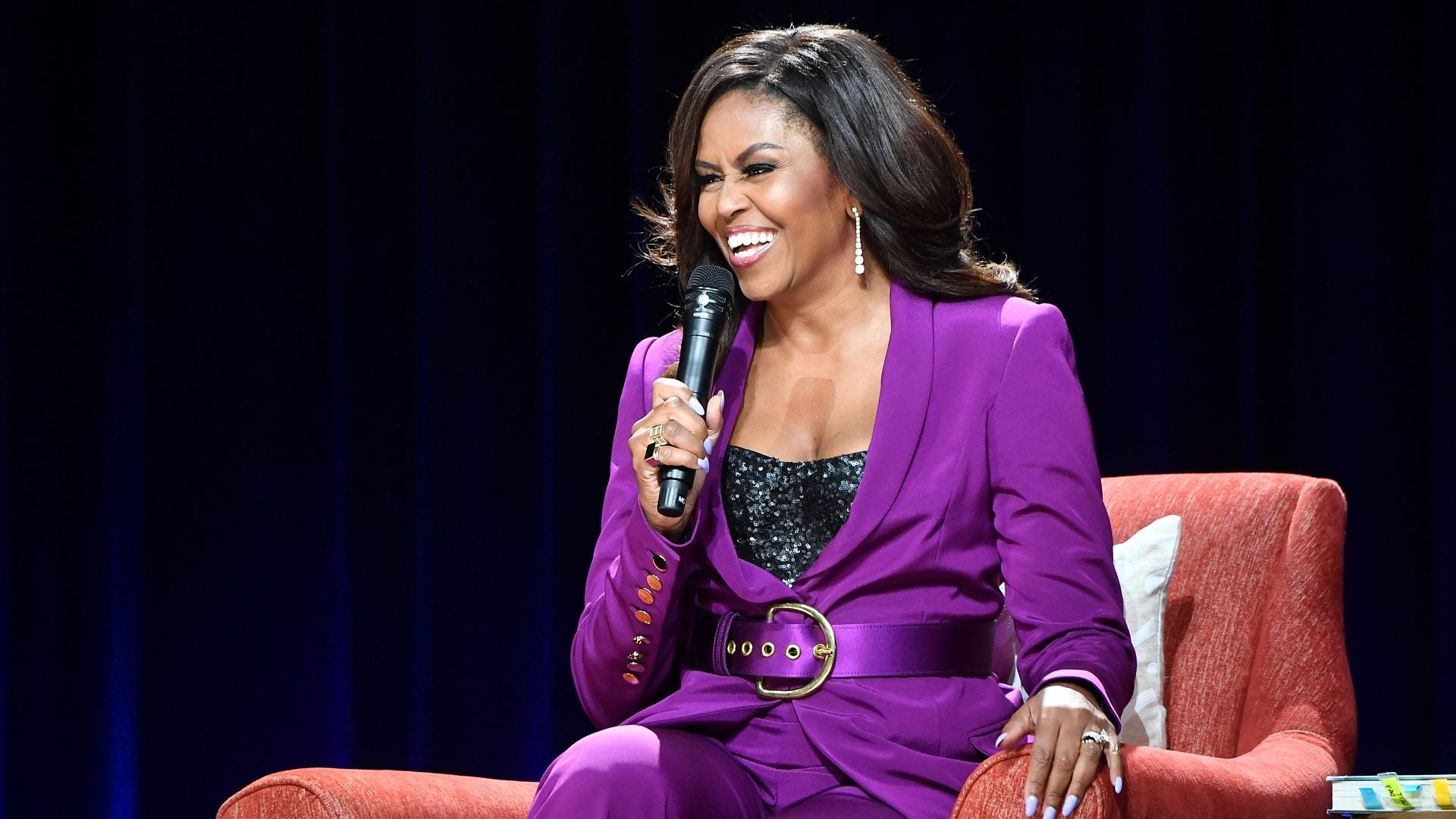 Michelle Obama Is On Her Way To Becoming An EGOT