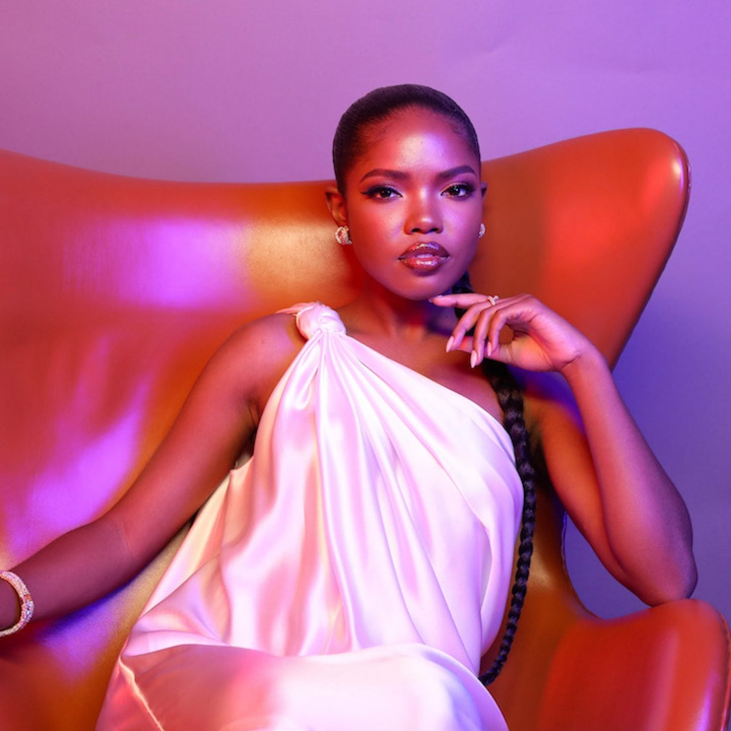 Why Ryan Destiny Will 'Always Fight' To Make Sure Black Women Feel Seen