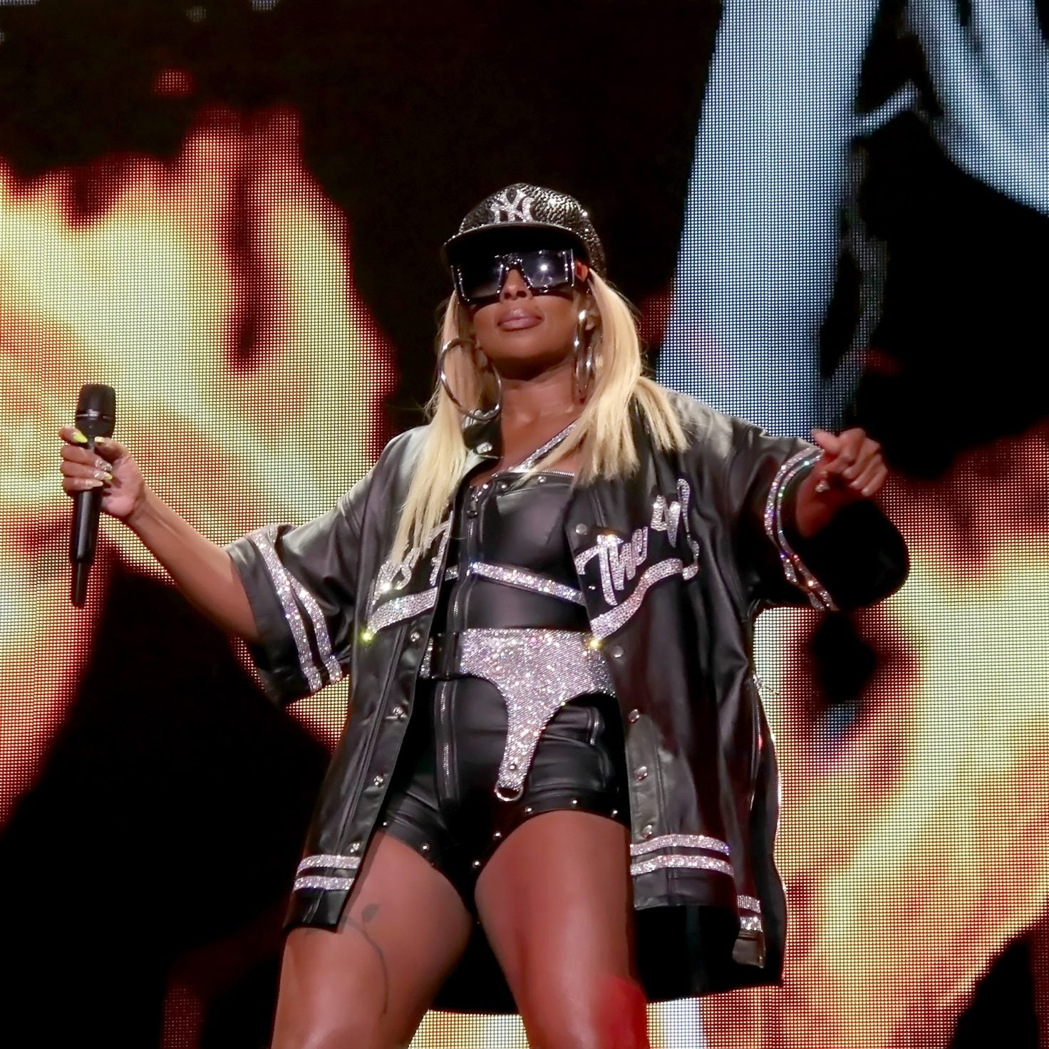 Happy 50th Birthday Mary J. Blige! Watch Her Top 7 Essence Fest Moments