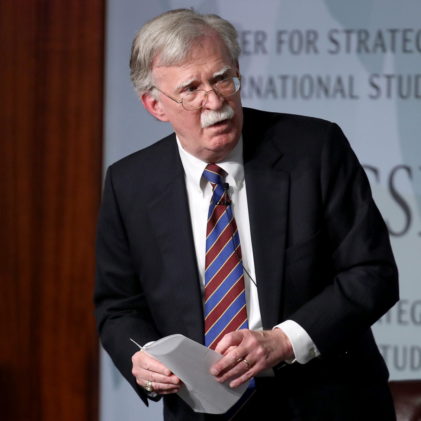 Leak Of John Bolton Book May Force GOP To Call Impeachment Witnesses