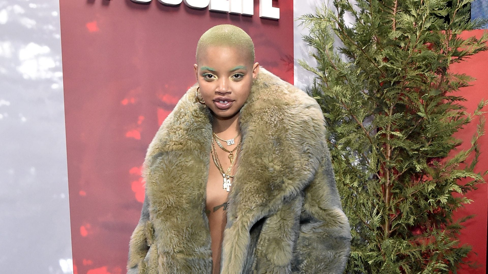 Model-Actress Slick Woods Suffers 'Unexpected Seizure'