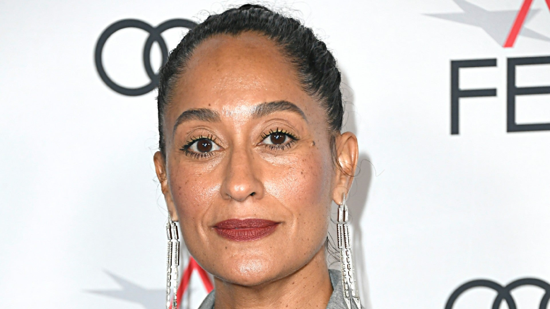 Tracee Ellis Ross's Pretty Ponytail Is On Our To-Do List