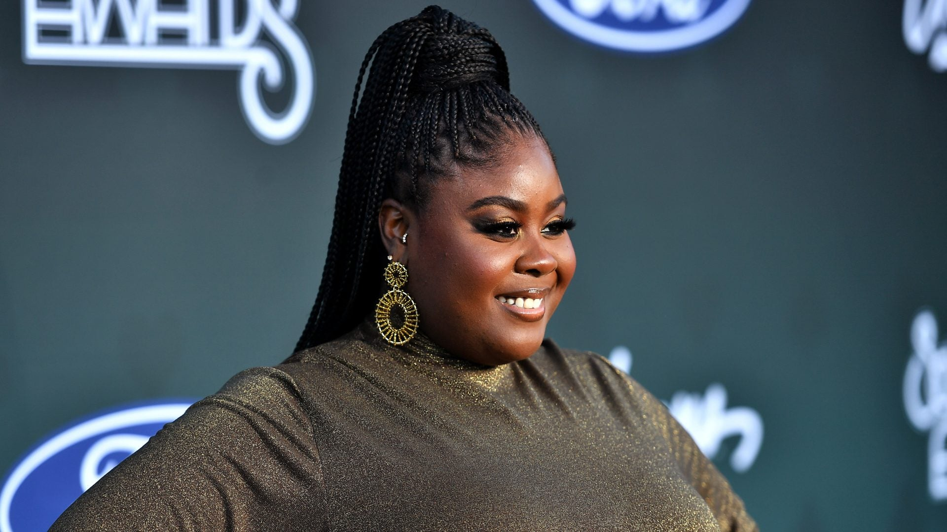 We Are So Into Actress Raven Goodwin's Pregnancy Glow