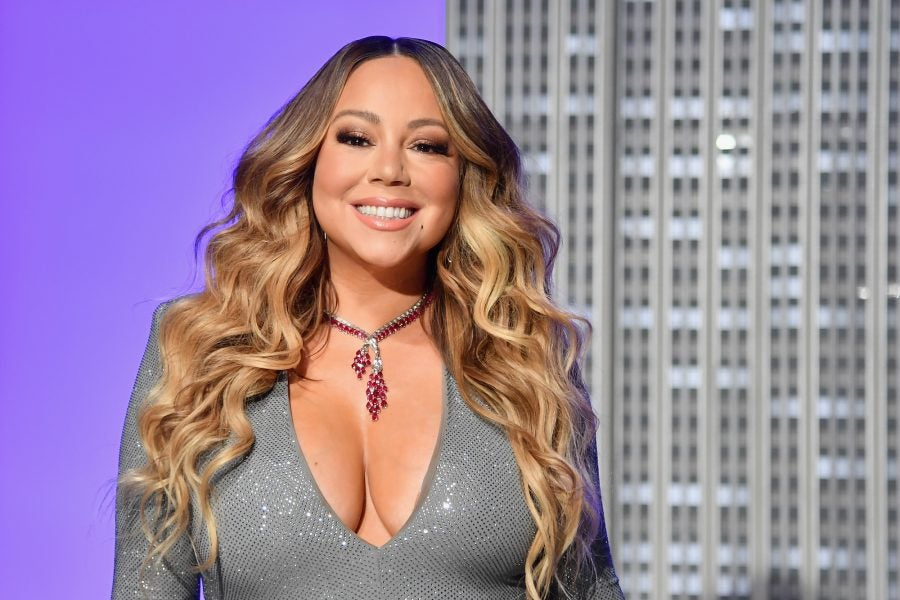 Mariah Carey Celebrates Songwriters Hall of Fame Induction With Cute Pics And Dem Babies