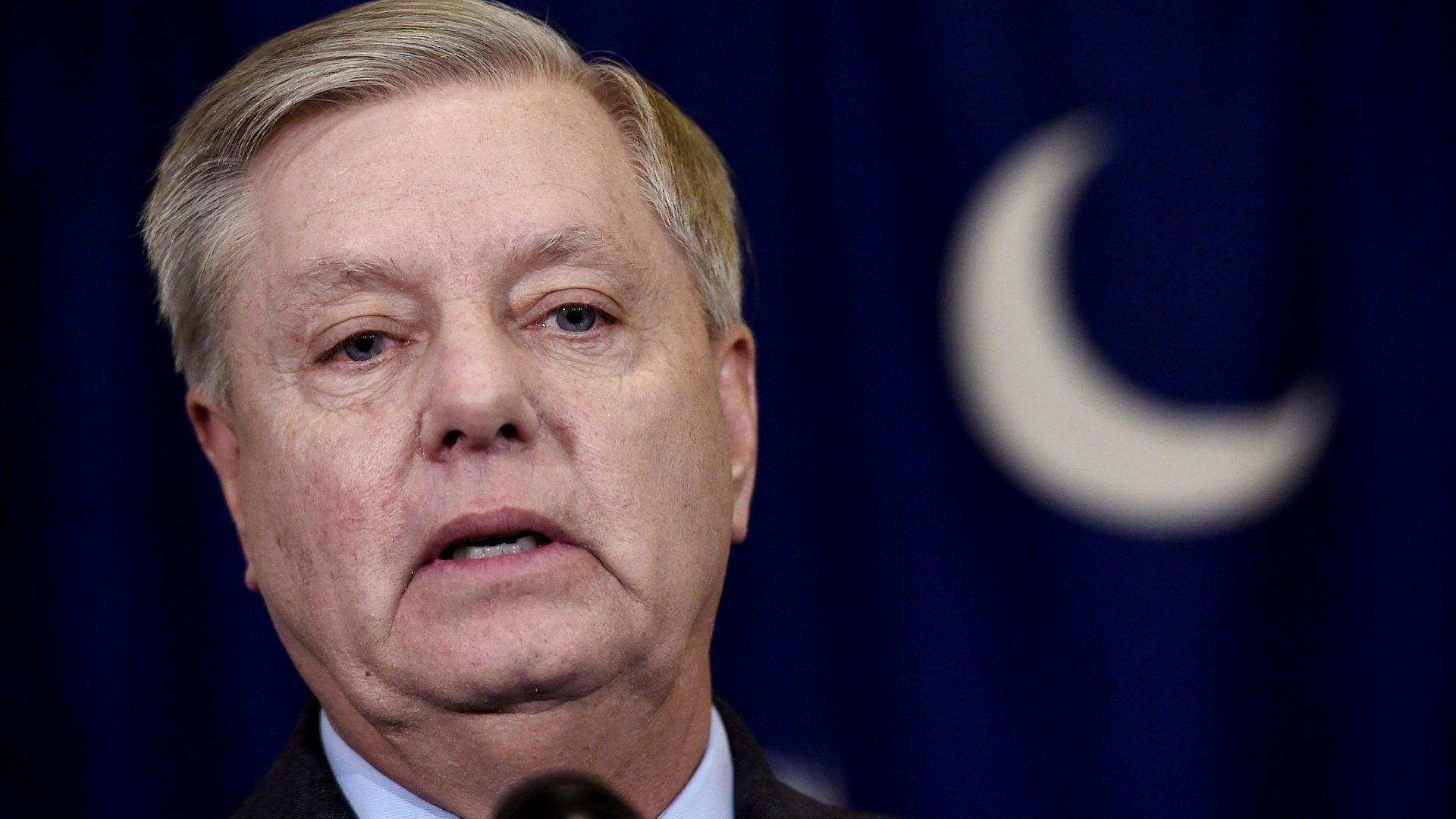 Lindsey Graham Calls Colin Kaepernick A 'Racist' Following Tweets About Iran
