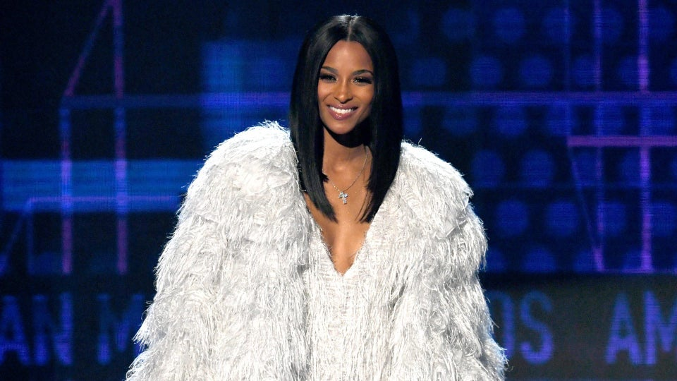 Ciara Is Pregnant With Her Third Child