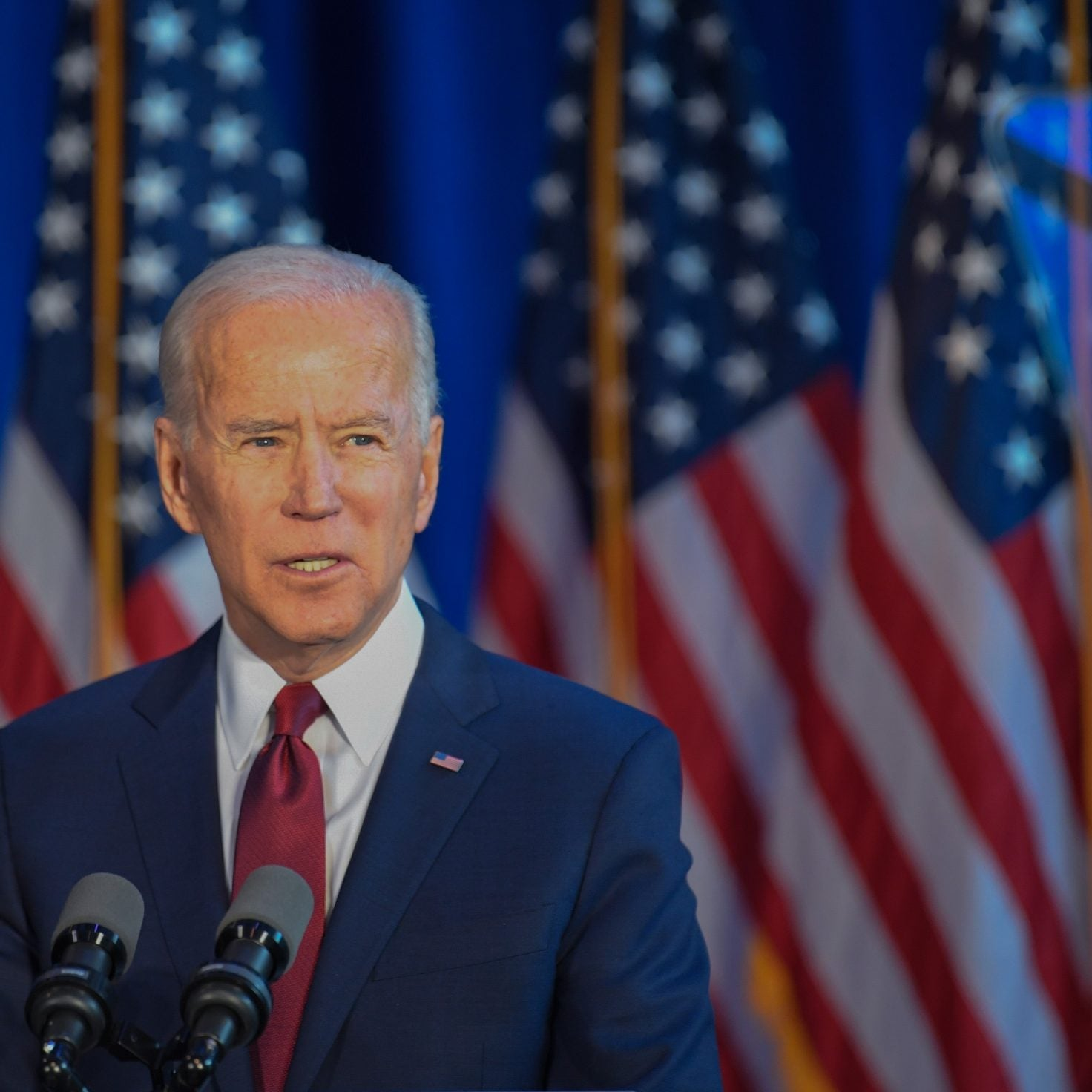 Poll Finds Biden Is Democratic Favorite Among Black Voters