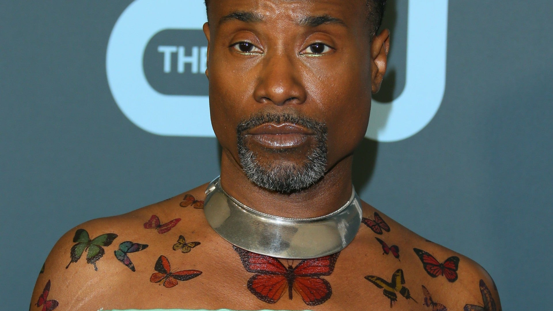 Billy Porter Made The Ultimate Beauty Statement At The Critics' Choice Awards