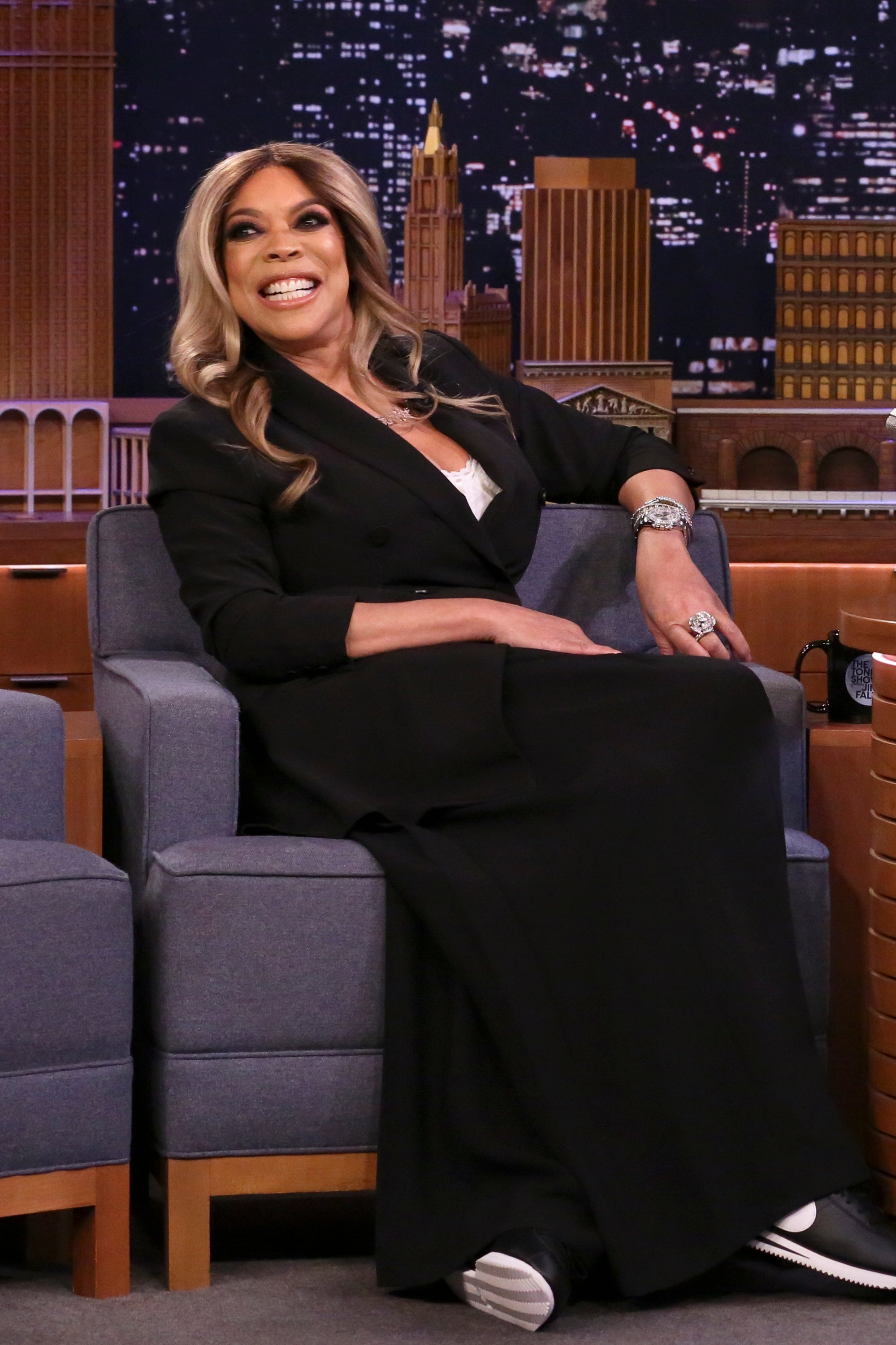 Wendy Williams' Divorce If Ultimate: 'The New Bankruptcy Has Been So Pretty'