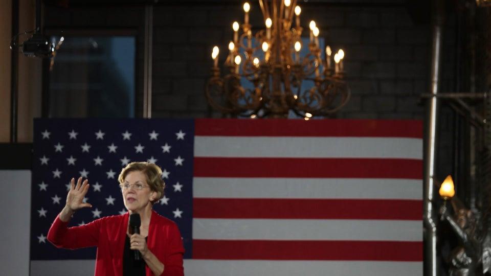 Elizabeth Warren Questions Trump's Strike On Suleimani Ahead Of Impeachment Trial