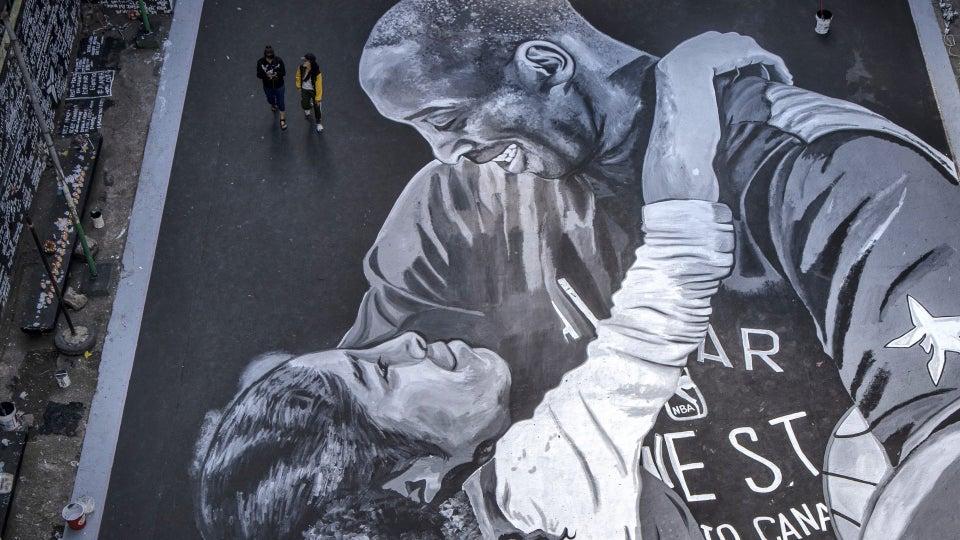#GirlDad Is Trending In Memory Of Kobe Bryant's Bond With His Daughters