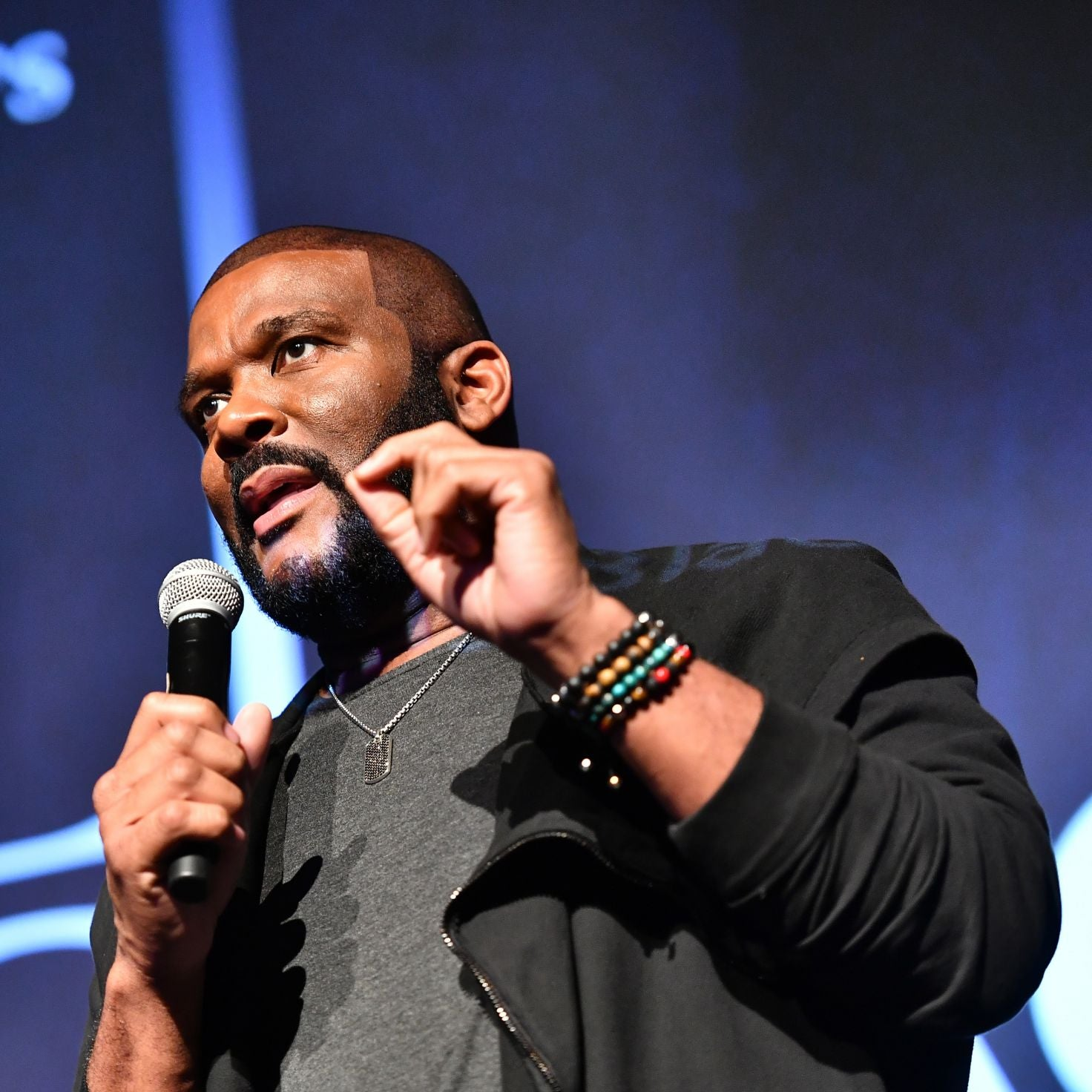 Tyler Perry Urges Black People To Increase Their Vitamin D During The Pandemic