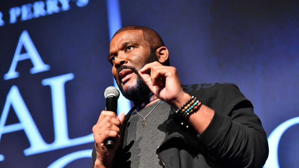 Tyler Perry Urges Black People To Increase Vitamin D During The Pandemic