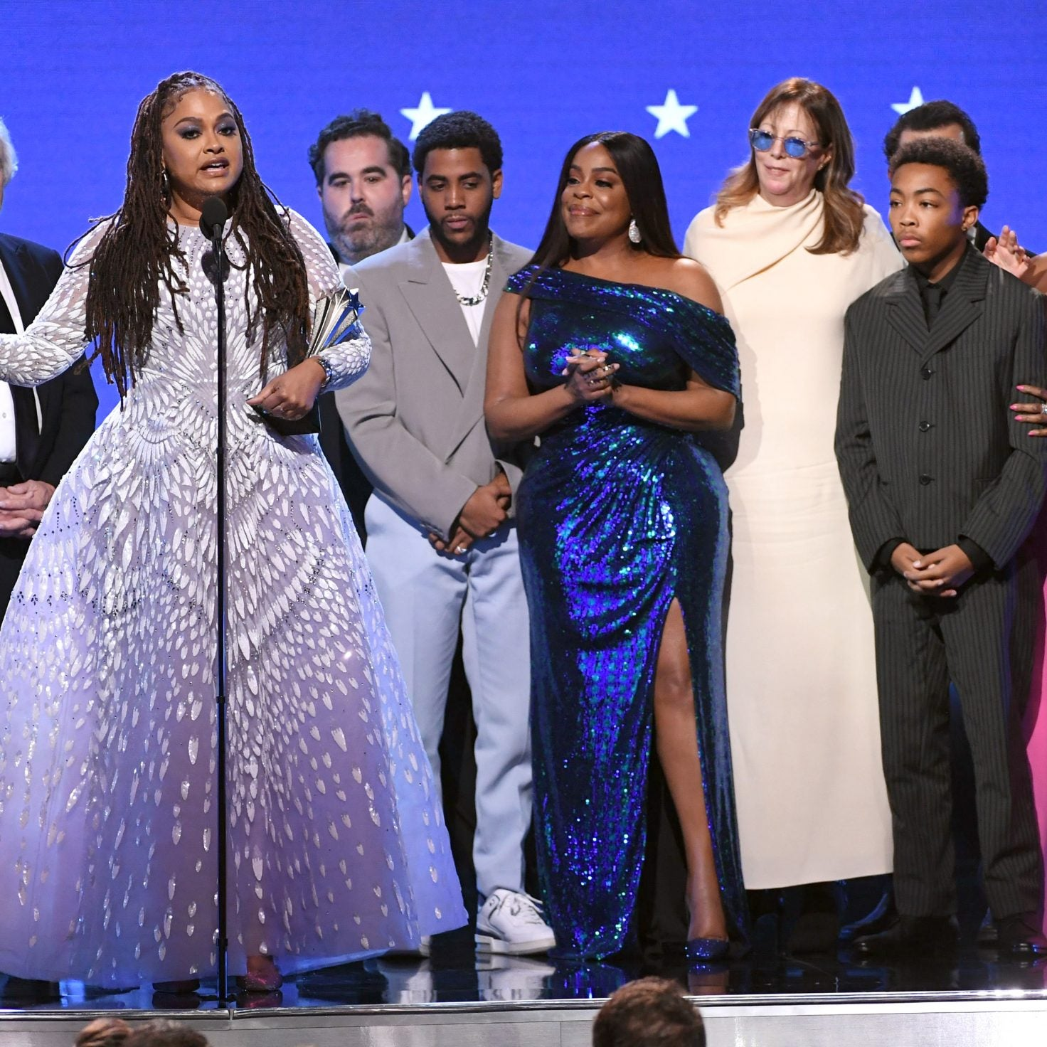 Ava DuVernay's 'When They See Us' Wins Best Limited Series At Critics' Choice Awards