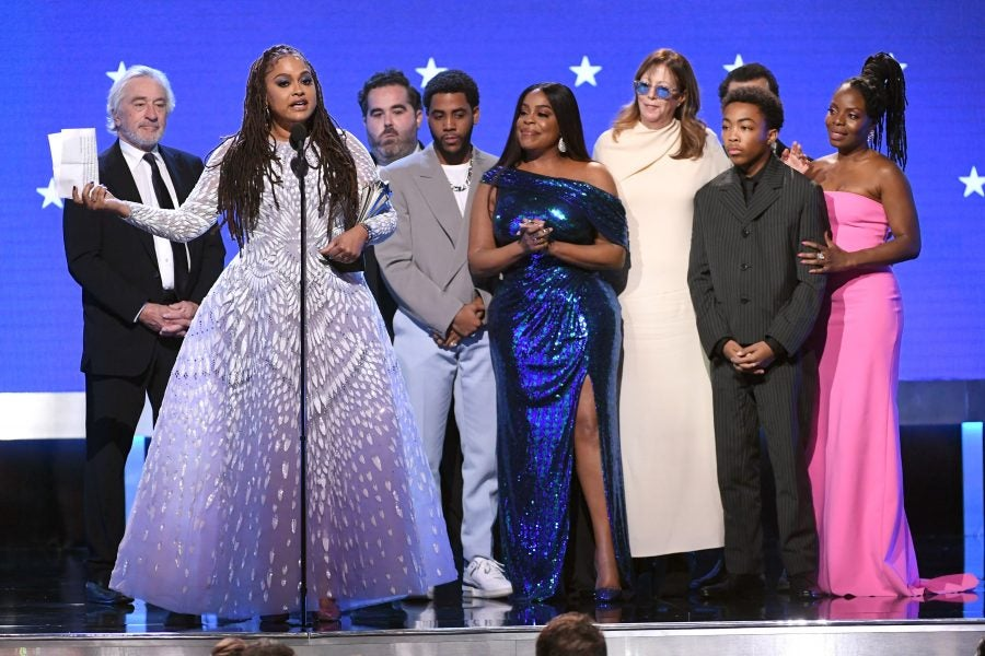 Ava Duvernay's 'When They See Us' Wins Best Limited Series At Critics Choice Awards