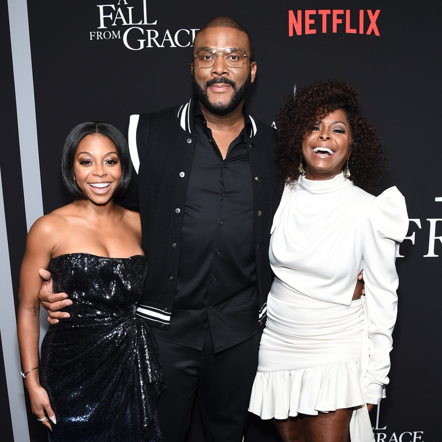 Tyler Perry Casting Three Black Leading Ladies In 'A Fall From Grace' Is So Important