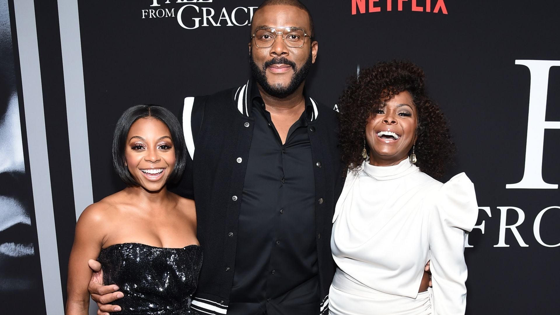 Meet The Strong Black Leading Ladies Of 'A Fall From Grace'