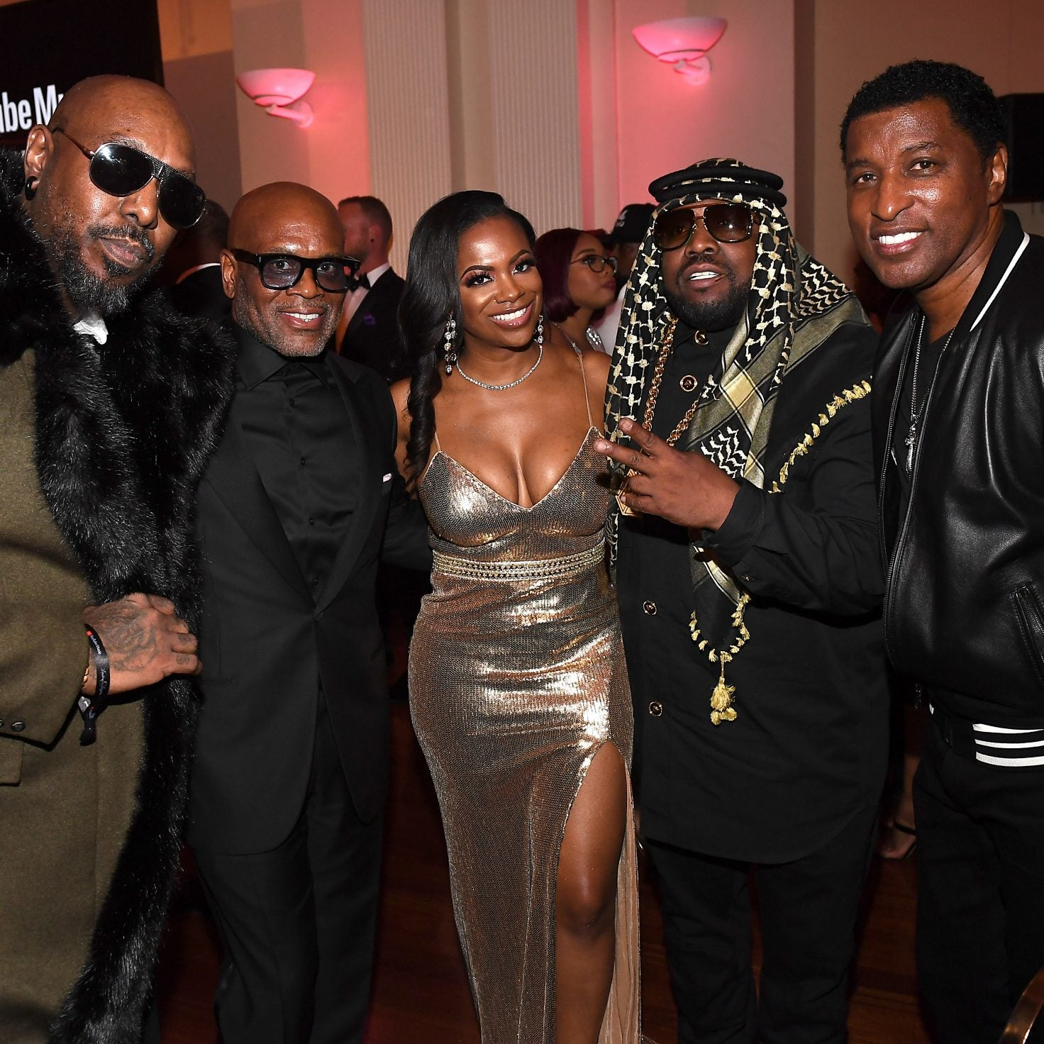 It Seems Every Black Celebrity In Atlanta Gathered To Honor LaFace Records At YouTube Music's Leaders & Legends Ball
