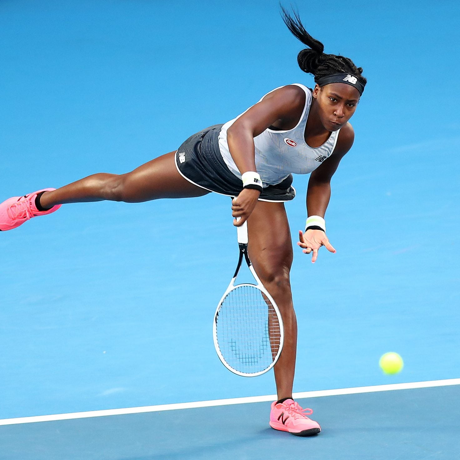 Coco Gauff Defeats Defending Champ Naomi Osaka At 2020 Australian Open