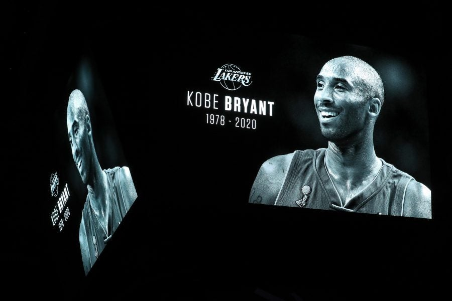 Over A Million Sign Petition To Make Kobe Bryant The New NBA Logo