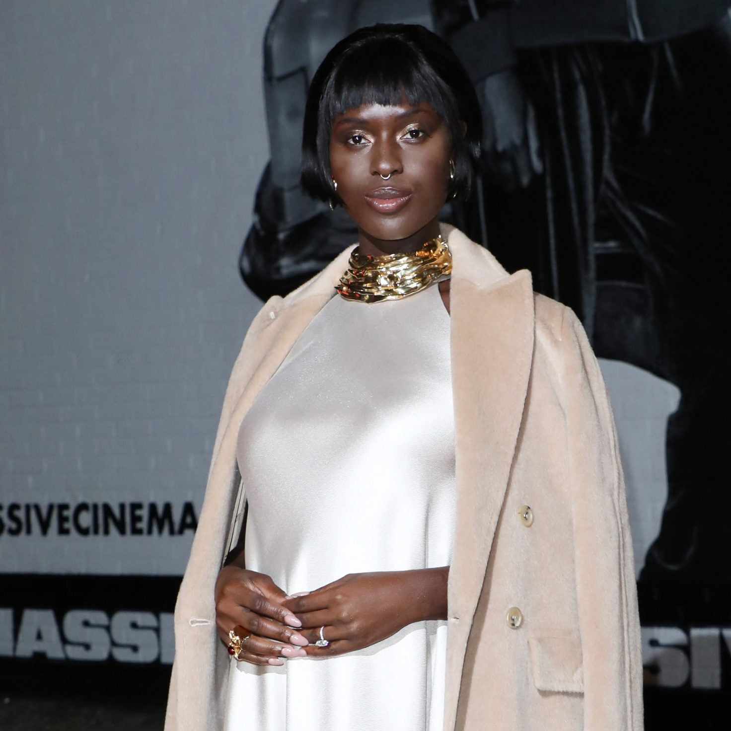 Jodie Turner-Smith Looked Like A Goddess Showing Off Her Baby Bump