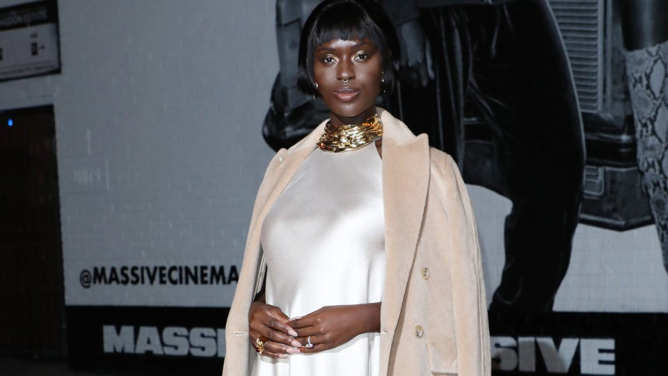 'Queen & Slim' Star Jodie Turner-Smith Debuts Her Baby Bump On 'The Graham Norton Show'