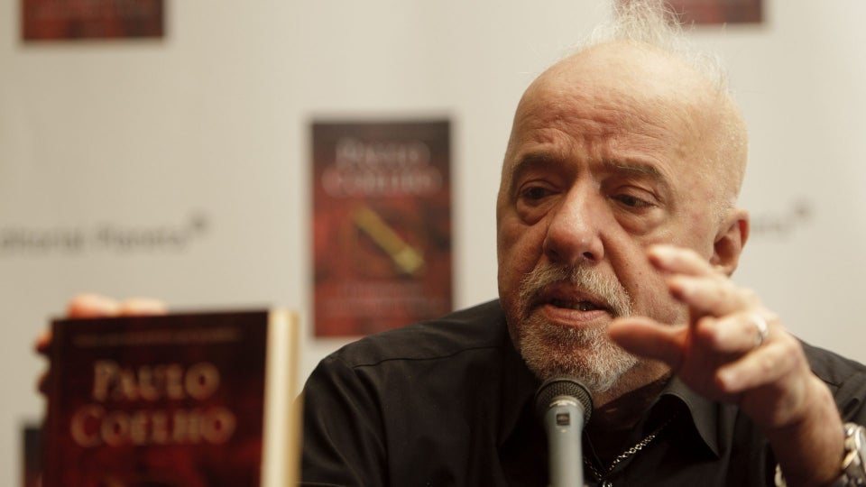 Paulo Coelho Deletes Draft Of Children's Book Co-Written By Kobe Bryant