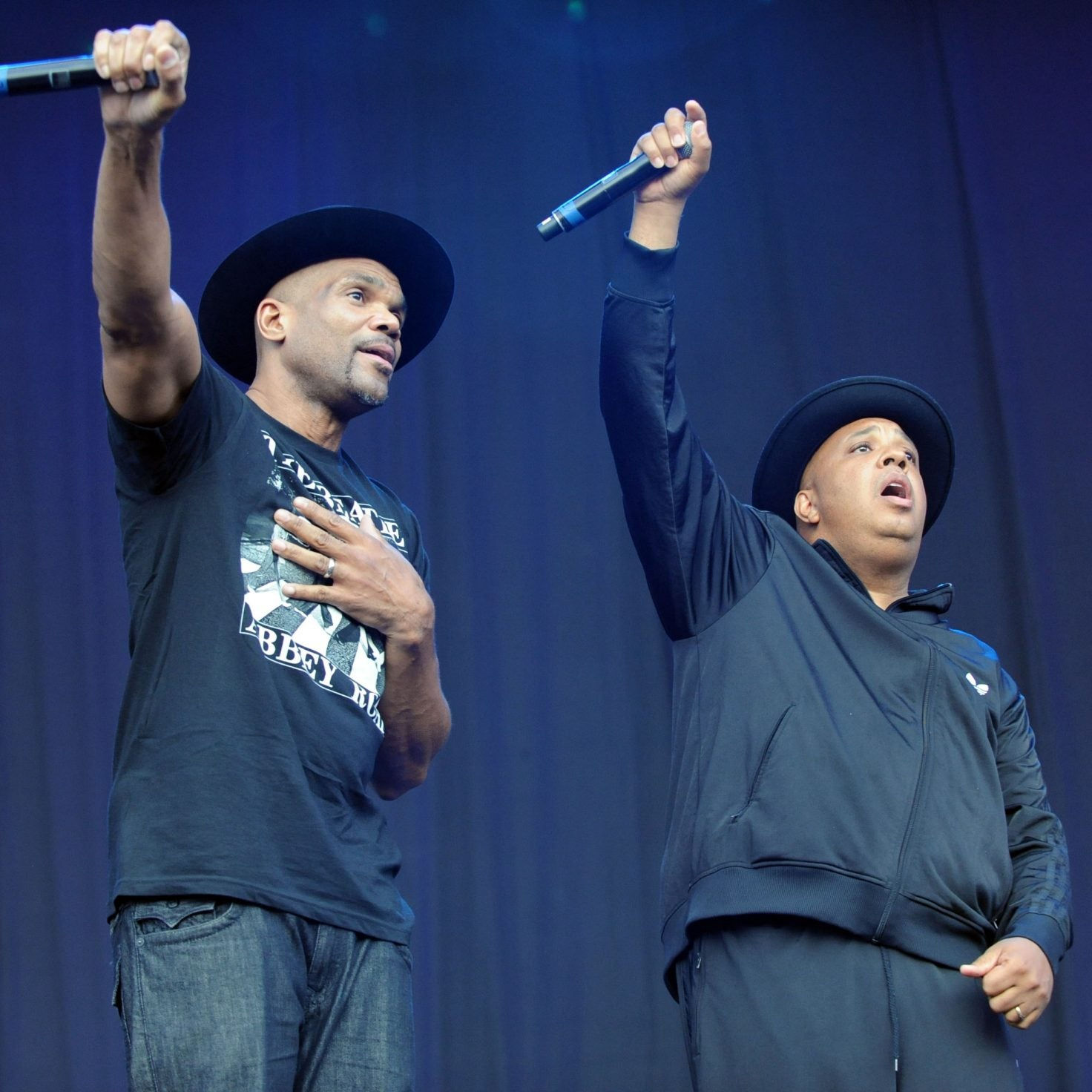 Run DMC To Perform At The Grammys (Oh, Aerosmith Will Be There Too)