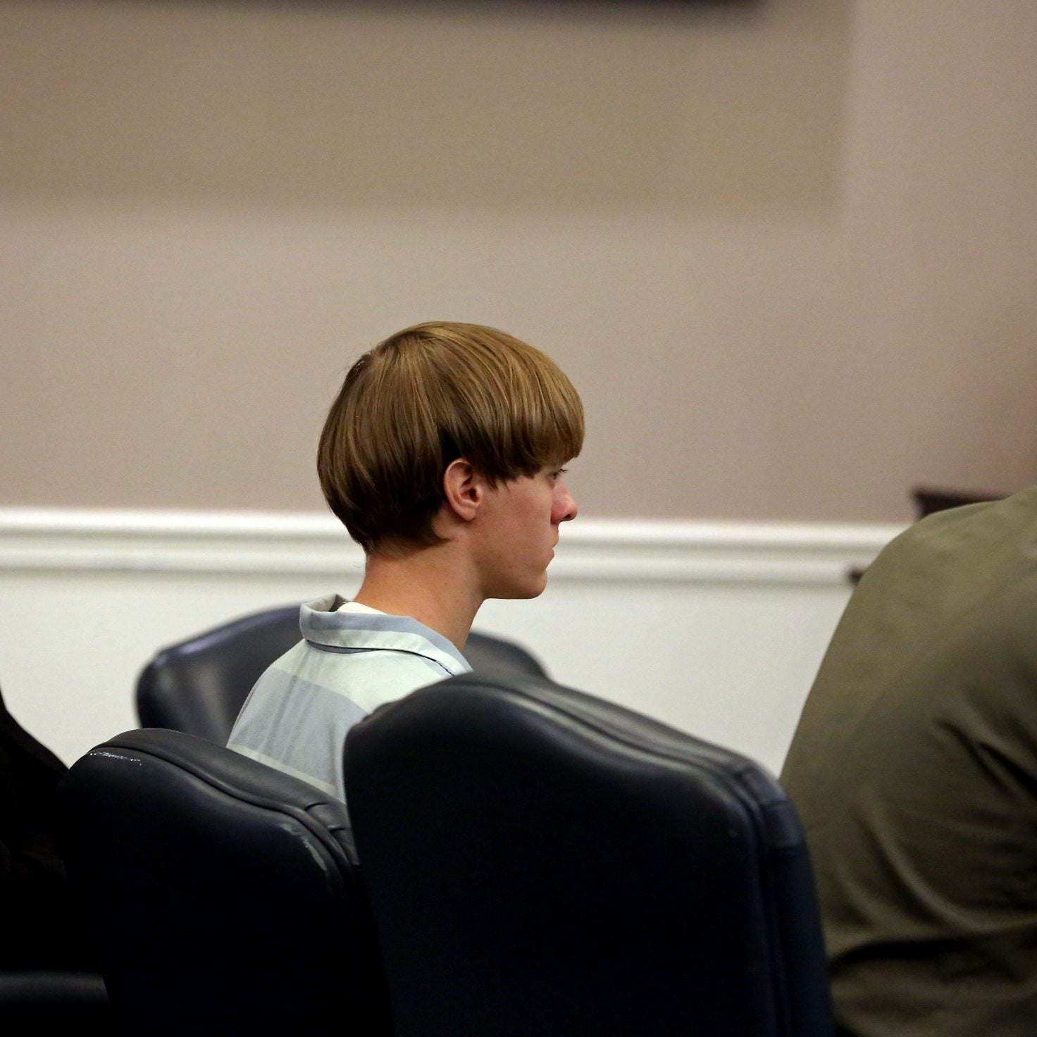 White Supremacist Who Murdered Charleston 9 Appeals Death Sentence